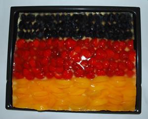 Fußballkuchen Rezept