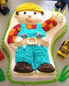 Bob Der Baumeister Kuchen
